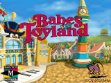 Babes in Toyland Windows Title screen