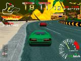 Ridge Racer PlayStation Another car you can unlock.