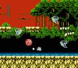 Little Samson NES K.O. can cruise across this swamp that would slow down the other players