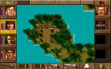 Jagged Alliance DOS Crates contain useful items and ammunition.
