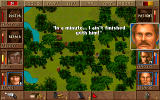 Jagged Alliance DOS Some characters have their own will. Leech for example won't follow orders once he has focused on a certain enemy.