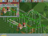 RollerCoaster Tycoon Windows Why did I get on this thing ? !