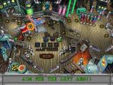 3-D Ultra Pinball: Creep Night Windows 3.x Tower table
