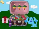 Blue's Clues: Blue's Birthday Adventure Windows In this Party Toys game, select the toy that isn't the same