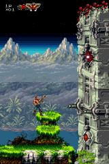 Contra 4 Nintendo DS Once you kill it.. it just makes your life more difficult.