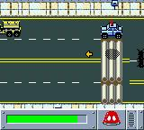 Matchbox: Emergency Patrol Game Boy Color Driving over these allows you to jump in the air.