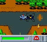 Matchbox: Emergency Patrol Game Boy Color On pursuit missions you need to ram the bad guy's car into submission.