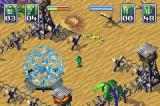 Army Men: Operation Green Game Boy Advance Enter the portal to finish the level.