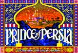 Prince of Persia Apple II Title screen