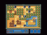 Super Mario All-Stars SNES The game map, where we travel to the levels. Copied in many, many games after this :)