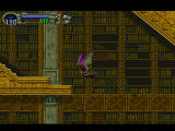 Castlevania: Symphony of the Night PlayStation Flying around in bat mode.
