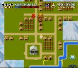 ActRaiser SNES In simulation mode, most of the time is spend shooting demons.