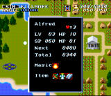 ActRaiser SNES It's a role-playing game too.