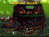 Donkey Kong Country 2: Diddy's Kong Quest SNES Area map