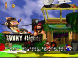 Donkey Kong Country 2: Diddy's Kong Quest SNES Airport