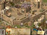 FireFly Studios' Stronghold Crusader Windows Each peasant in the game has something to say to you.