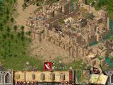 FireFly Studios' Stronghold Crusader Windows My ultimate castle. A Tower-wall Anomaly :))