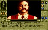 WaxWorks Amiga Dialogue with the landlord. He might have some useful information.