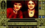 WaxWorks Amiga Talking with some prostitutes, but don't worry, the game has no explicit sexual content. Just a lot of gore...