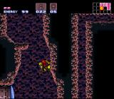 Super Metroid SNES The wall-jump can be very helpful. Especially when you haven't found the High Jump Boots yet.