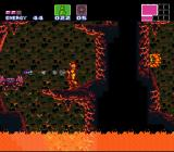 Super Metroid SNES You can only safely enter this area with the Varia Suit