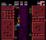 Super Metroid SNES Freeze enemies to use them as platforms