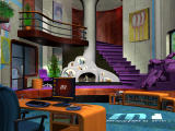 Scooby Doo 2: Monsters Unleashed Windows Mystery Inc offices