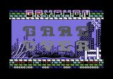 Gryphon Commodore 64 Game Over
