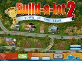 Build-a-lot 2: Town of the Year Windows Title screen
