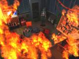 Resident Evil 3: Nemesis Windows Fire! Fire! Hey hey hey! Run, run, or you'll be well done!