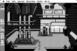 Space Quest: Chapter I - The Sarien Encounter Macintosh Hmm, I wonder if these guys can help me out...