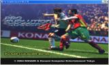 World Soccer: Winning Eleven 8 International Windows Initial Screen
