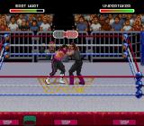 WWF Raw SNES Grappling action
