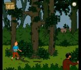 The Adventures of Tintin: Prisoners of the Sun SNES Pick up this little branch, you will need it later.