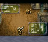 Solid Runner SNES Fighting inside a warehouse at the docks.