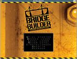 Bridge Builder: Planen, Bauen & Testen Linux Title screen