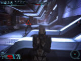 Mass Effect Windows Taking cover during combat.