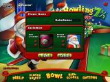 Elf Bowling 7 1/7: The Last Insult Windows Select you ball design and character.