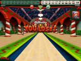 Elf Bowling 7 1/7: The Last Insult Windows Game is over but I lost.