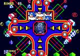 Sonic & Knuckles Genesis This bonus round is similar to the Chaos Emerald round in Sonic 1.