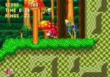 Sonic & Knuckles Genesis Knuckles is also a playable character.