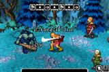 Eragon Game Boy Advance Combat, using a special attack