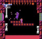 Metroid NES And this is the other mini-boss, Ridley. Use missiles to kill him.
