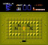 The Legend of Zelda NES Link has found another piece of the Triforce!