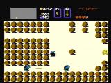The Legend of Zelda NES There are a wide variety of enemies both above and below ground
