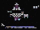 Gradius NES Collect powerups to get better weapons