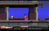 First Samurai DOS This level is reminiscent of Neo-Tokyo.