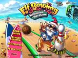 Elf Bowling: Hawaiian Vacation Windows Game mode menu.