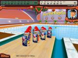 Elf Bowling: Hawaiian Vacation Windows One of the dirty tricks gives the elves sheilds, to make them harder to knock over.