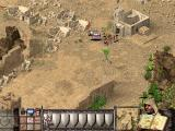 Stronghold Crusader Extreme Windows A knight in close combat.